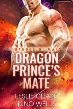 Dragon Prince's Mate by Leslie Chase and Juno Wells