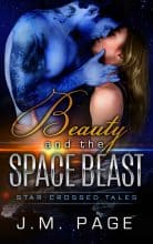 Beauty and the Space Beast by J. M. Page