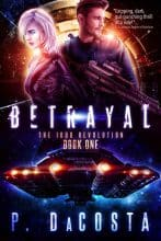 Betrayal by Pippa DaCosta