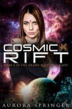 Cosmic Rift by Aurora Springer