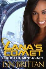 Lana's Comet by Lyn Brittan