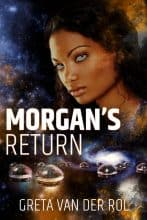 Morgan's Return by Greta van der Rol