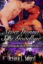 Never Gonna Say Goodbye by Jessica E. Subject