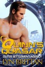Quinn's Quasar by Lyn Brittan