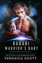 Badari Warrior's Baby by Veronica Scott