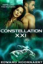 Constellation XXI by Edward Hoornaert