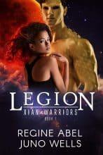 Legion by Regine Abel & Juno Wells
