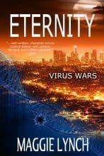 Eternity: Virus Wars by Maggie Lynch