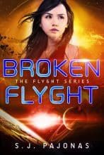 Broken Flyght by S. J. Pajonas