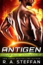 Antigen by R. A. Steffan