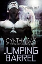 Jumping Barrel by Cynthia Sax