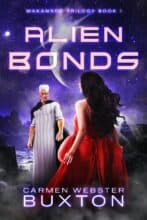 Alien Bonds by Carmen Webster Buxton