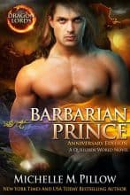 Barbarian Prince by Michelle M. Pillow