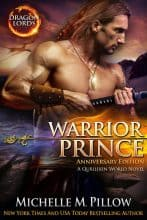 Warrior Prince by Michelle M. Pillow