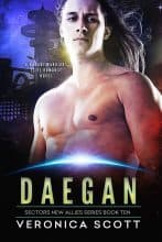 Daegan by Veronica Scott