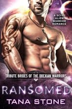 Ransomed by Tana Stone