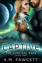 Captive by K. M. Fawcett