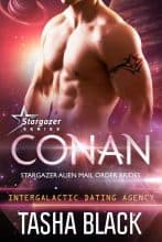 Conan by Tasha Black