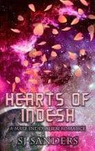 Hearts of Indesh by S. J. Sanders