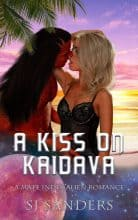 A Kiss on Kaidava by S. J. Sanders