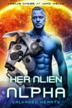 Her Alien Alpha by Leslie Chase