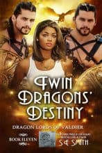 Twin Dragons' Destiny by S. E. Smith