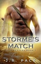 Storme's Match by J. R. Pace
