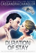 Duration of Stay by Cassandra Chandler