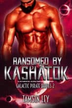 Ransomed by Kashatok by Tamsin Ley