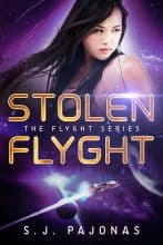 Stolen Flyght by S. J. Pajonas