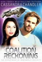 Coalition Reckoning by Cassandra Chandler