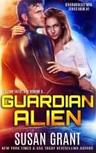 Guardian Alien by Susan Grant