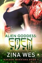 Alien Goddess: Eden by Zina Wes