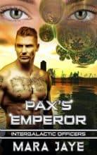Pax's Emperor by Mara Jaye